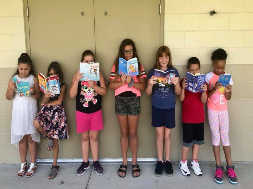 Sunshine State Reader Club