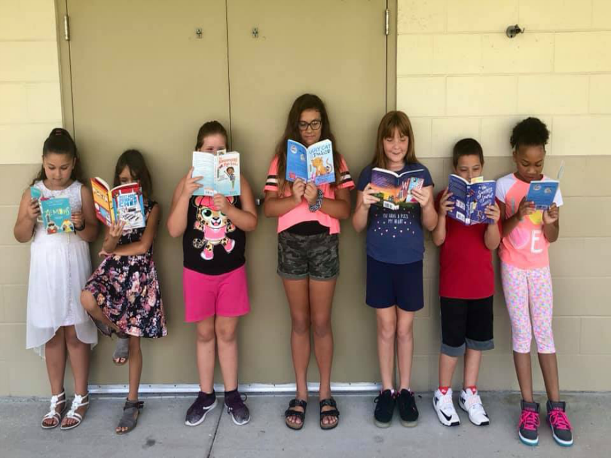 Sunshine State Reader Club